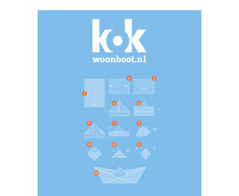 KOK-woonboot